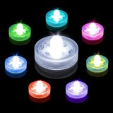12pk Bright Submersible Floralyte LED Lights