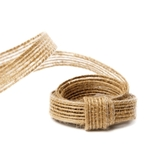 10m Jute Ribbon 10mm Wide
