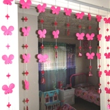 Butterfly Arch Bead Curtains