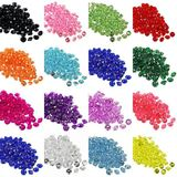 10mm Diamonds Confetti Table Scatters 100g (400pcs)