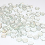 500g Clear Iridescent Glass Wish Bubbles