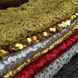 Christmas Sequin Table Runners