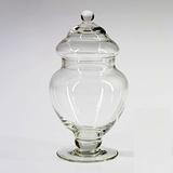 Charlotte Mini Apothecary Jar or Candy Jar
