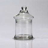 Cindy Apothecary Jar or Candy Jar