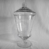 Isabella Apothecary Jar or Candy Jar
