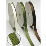 10mm Grosgrain Ribbed Ribbon