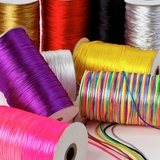 100m Satin Cord Ribbon Chinaknot Braid