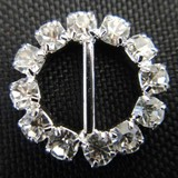 Mini Circle Diamante Slider