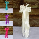 Ribbon Bow Wedding Favour Table Number Stand