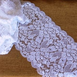 Scalloped Lace Table Runner