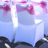 Lycra Banquet Chair Covers - Superior