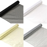 10m Snow Organza Fabric Roll 75cm Wide