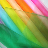 Organza Fabric Draping Roll 71cmW