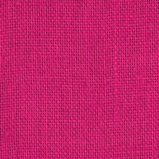 Fuchsia Pink Burlap Table Runner