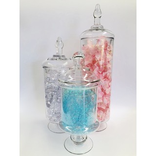 Candy Jar Trio - Queen Collection